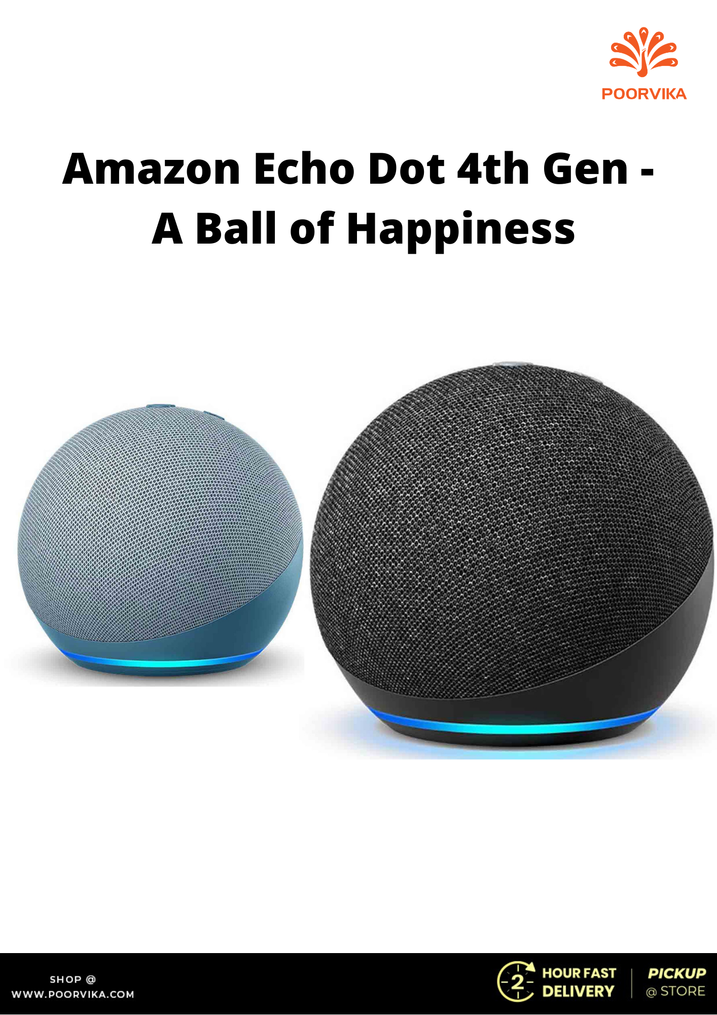 Amazon-Echo-Dot-4th-Gen-A-Ball-of-Happiness-poorvika-mobiles