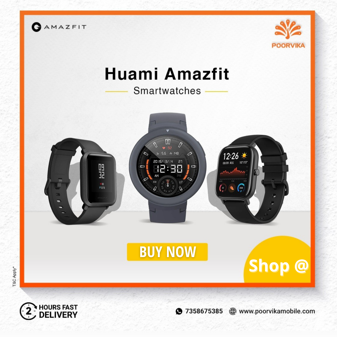 Huami-Amazfit-smartwatches