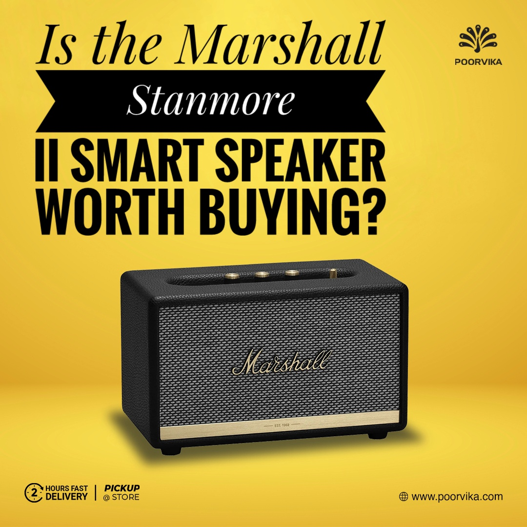 Marshall-Stanmore-II-smart-speaker