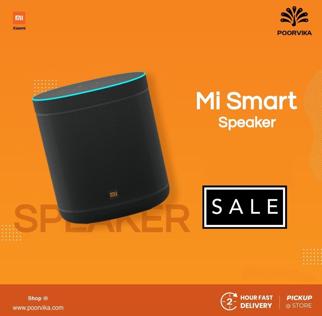 Mi Smart Speakers Black - The Best Budget Speaker