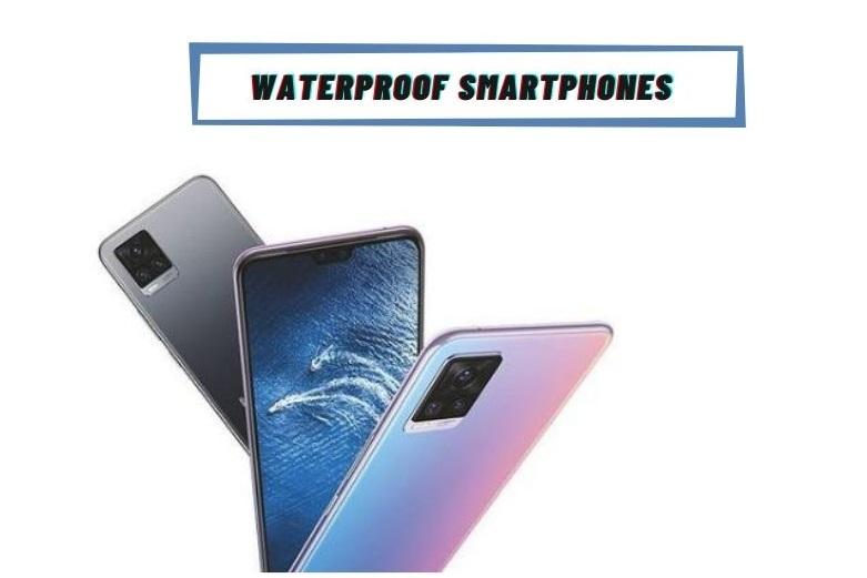 Waterproof smartphones