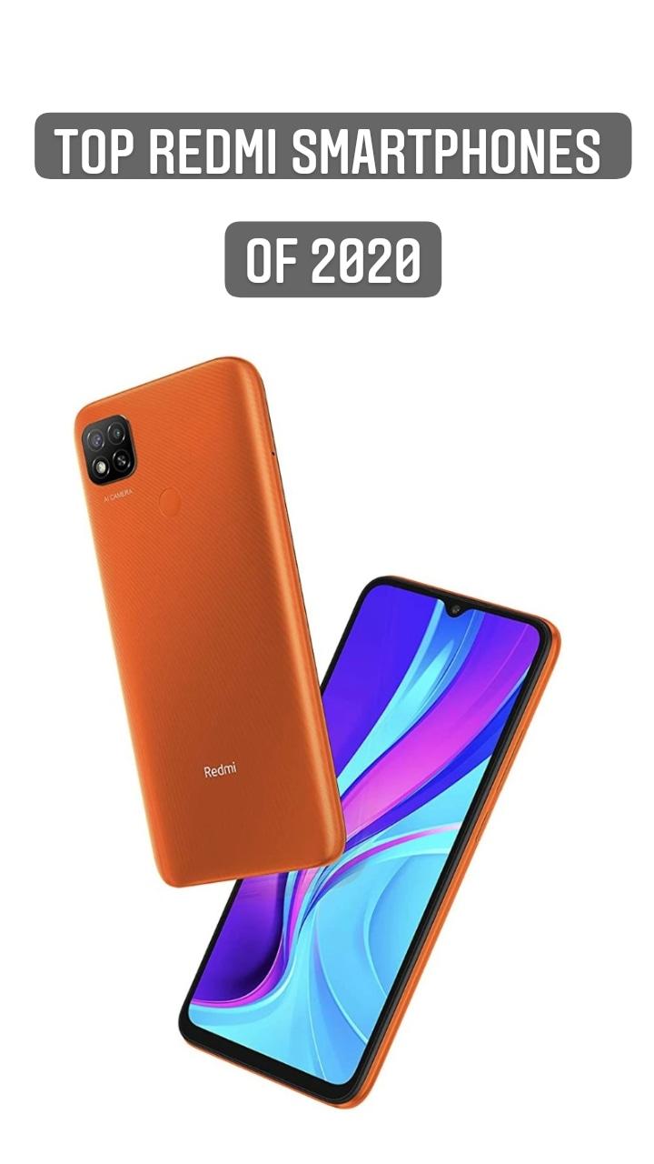 Top Redmi Smartphones