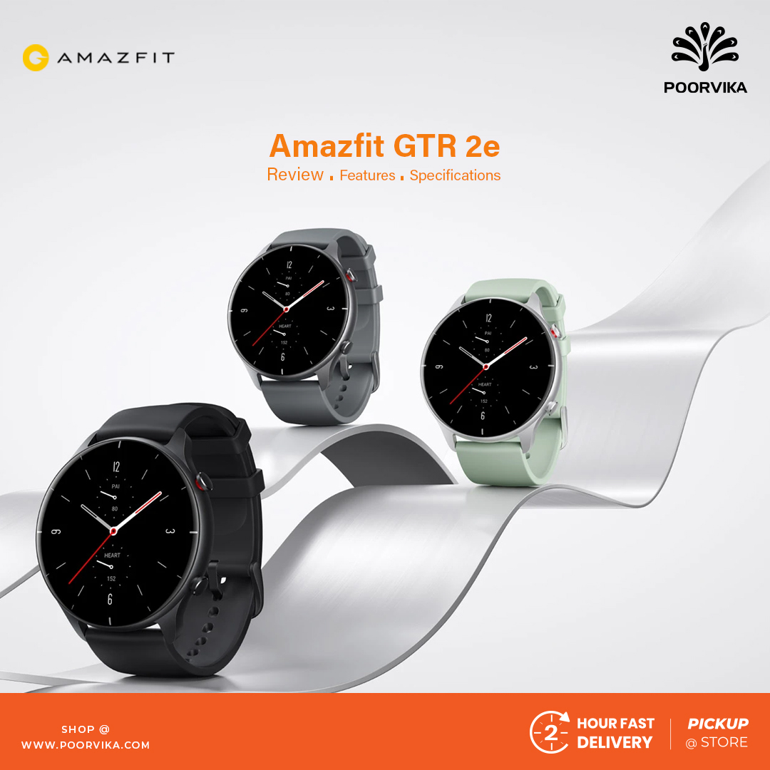 Amazfit-GTR-2e-Review-Full-Features-and-Specifications