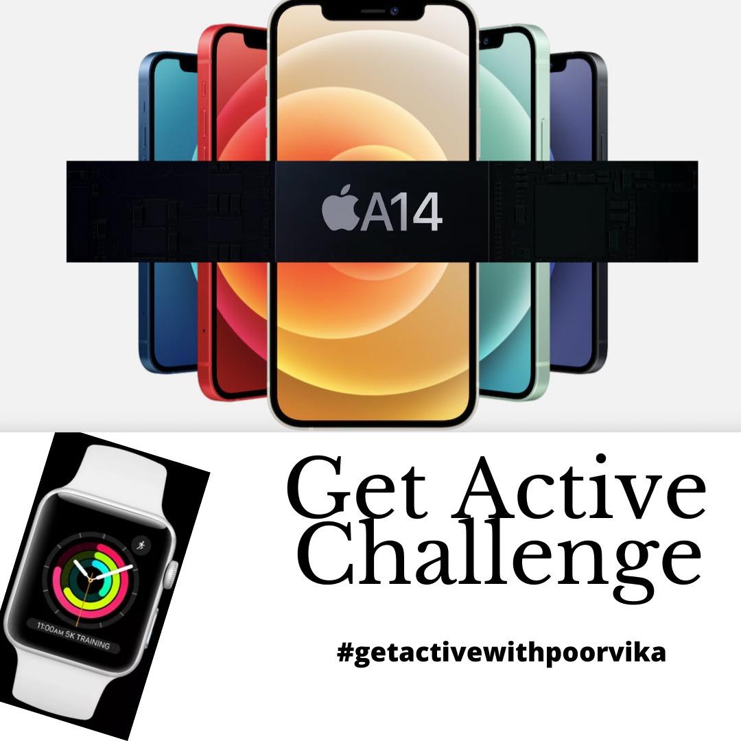 Get Active India Challenge