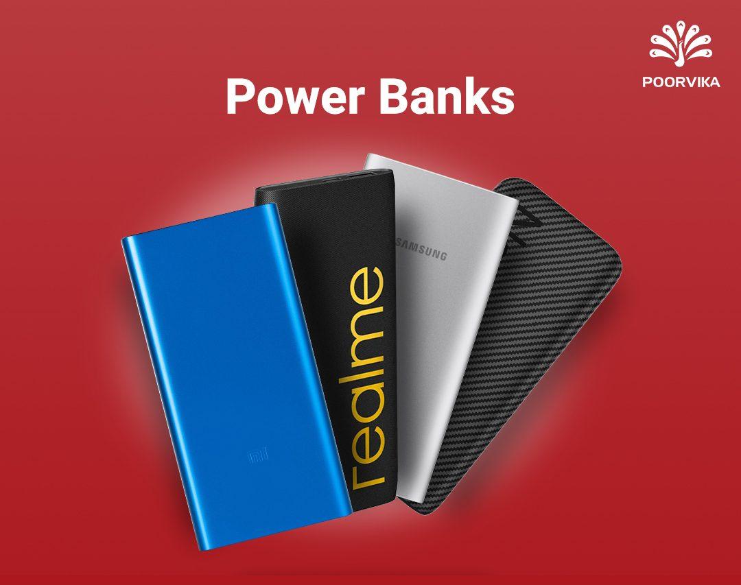 Best power bank under 1000 in India 2021