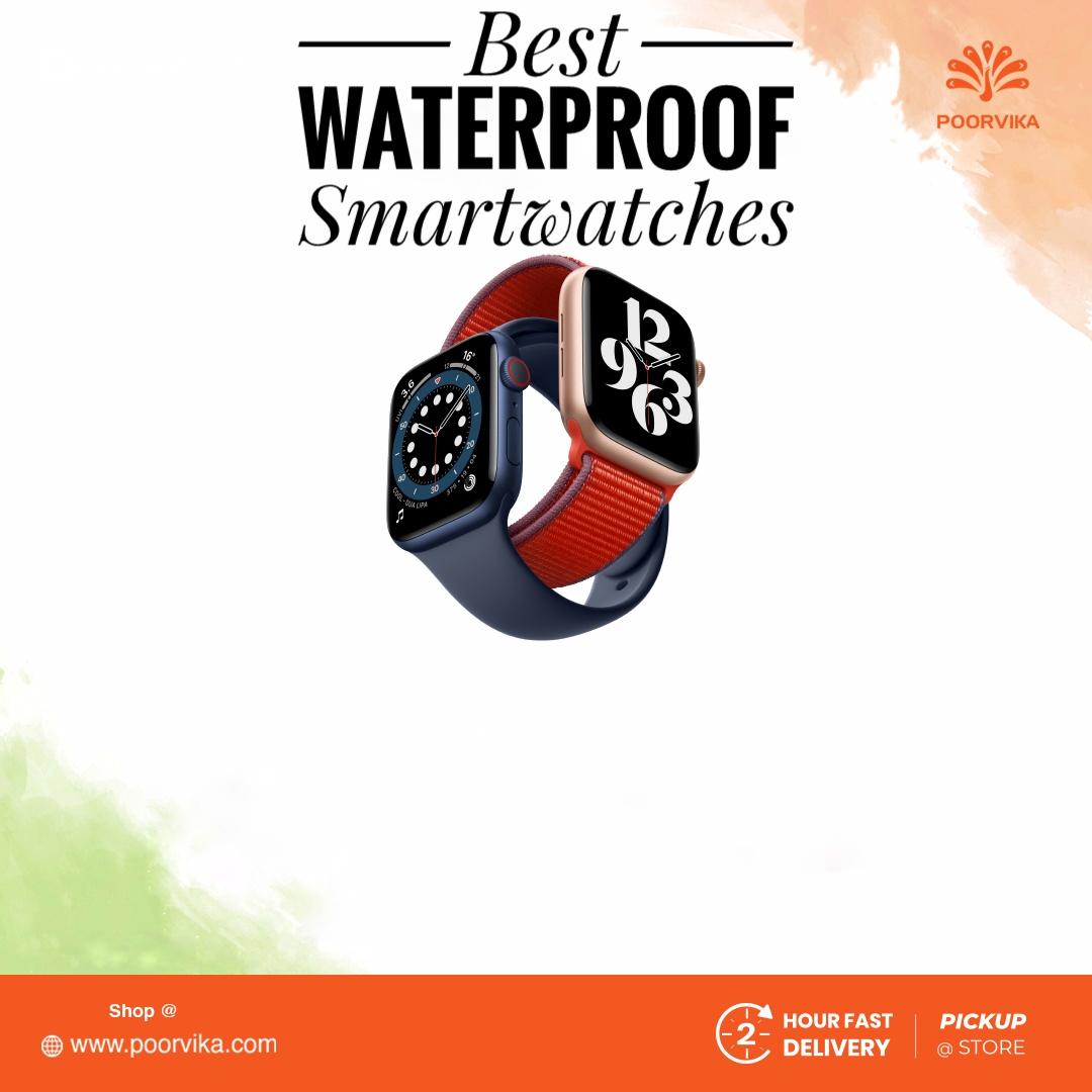 Best-waterproof-smartwatches