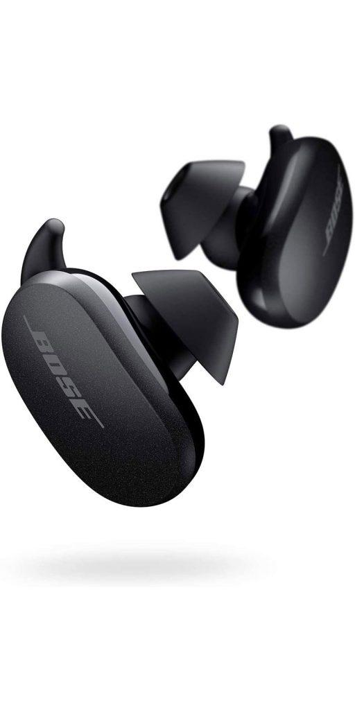 Bose Quietcomfort True Wireless earbuds