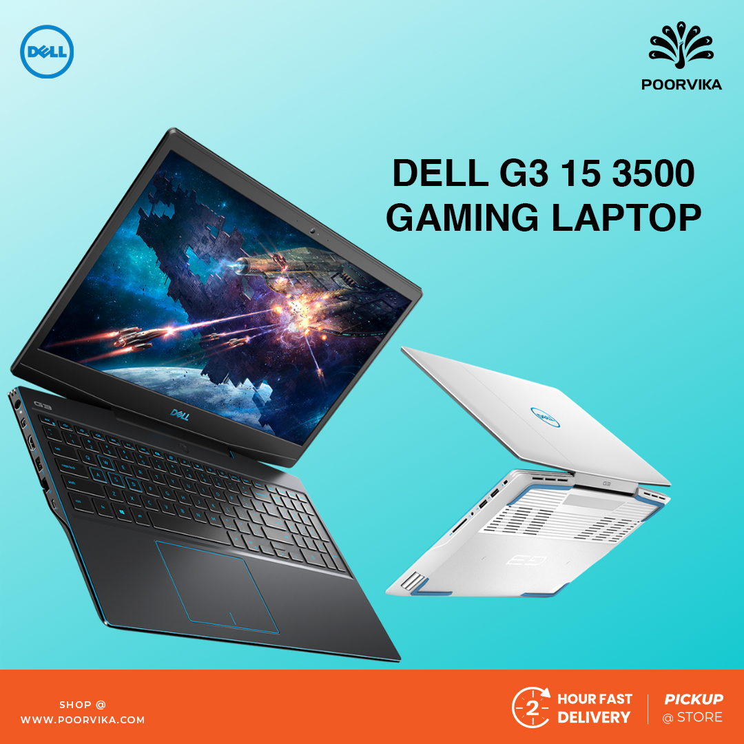 Dell-G3-3500-Gaming-Intel-Core-i5-10th-Gen-Windows-10-Home-Laptop