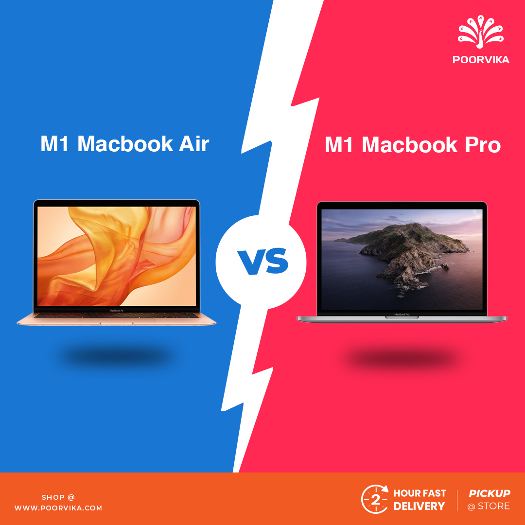 M1-Macbook-Air-VS-M1-Macbook-Pro
