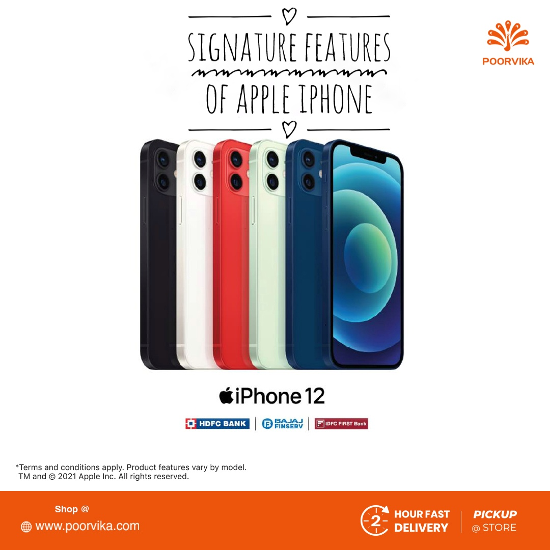 Signature-features-of-Apple-iPhone