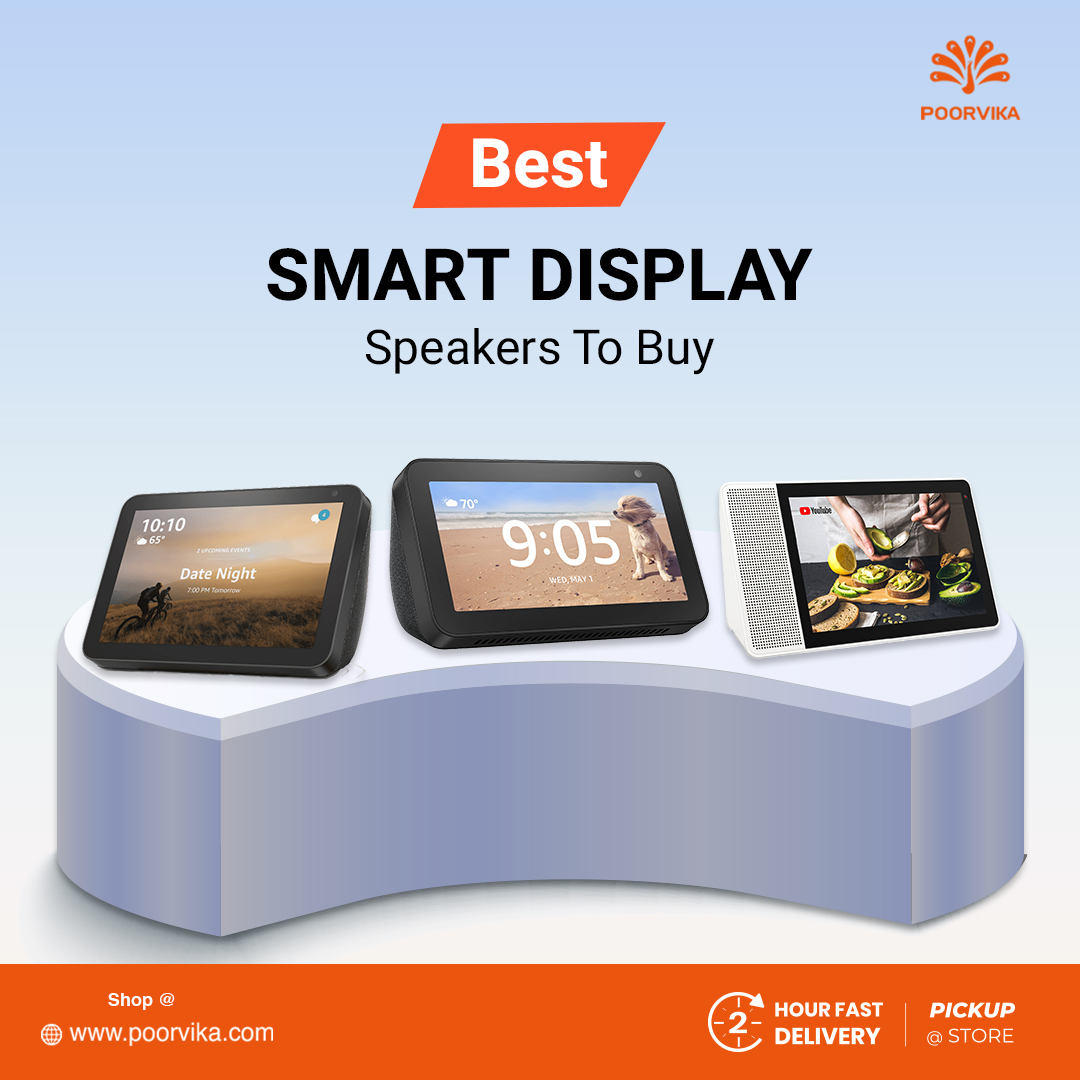 best-smart-display-speakers-to-buy