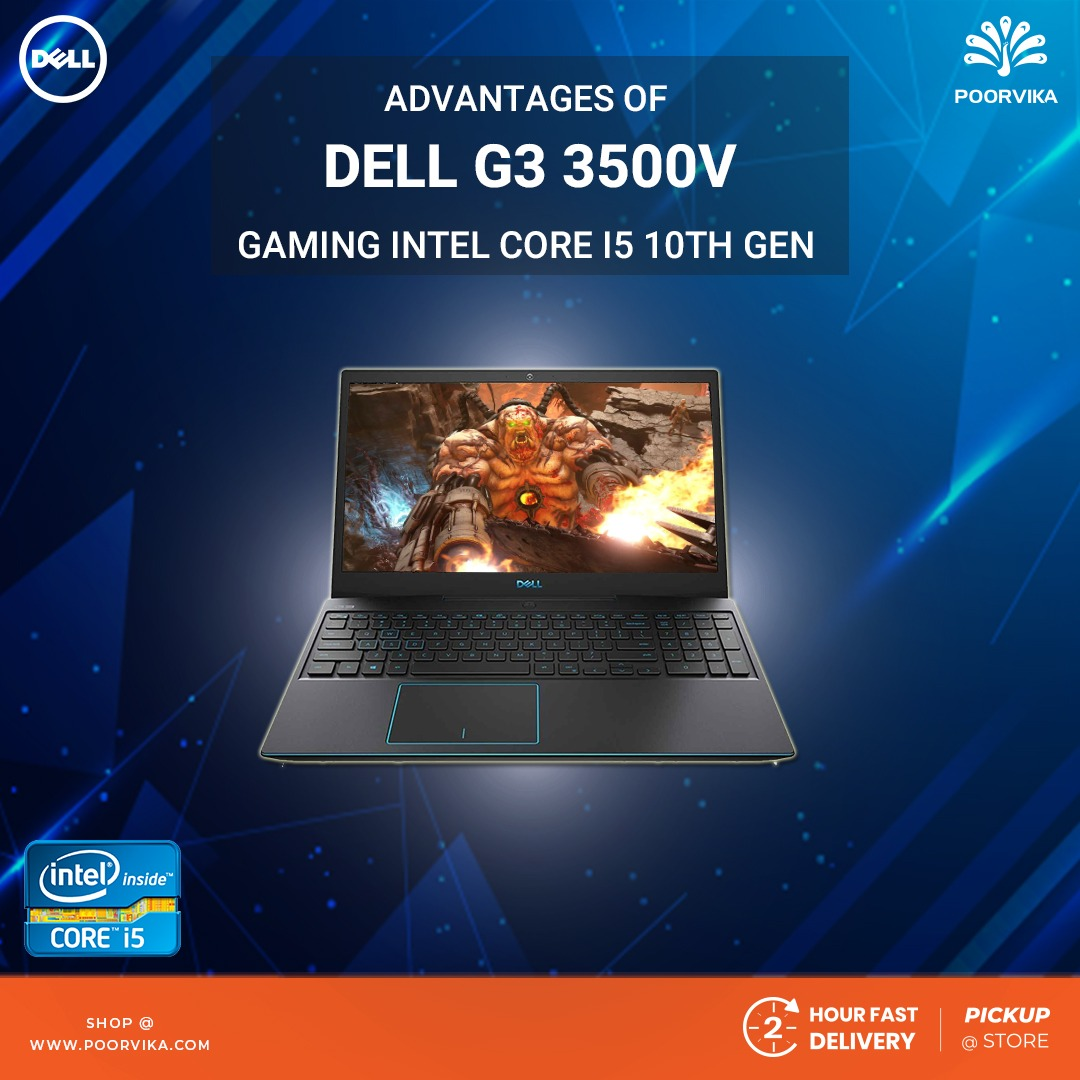 Advantages-of-Dell-G3-3500-Gaming-Intel-Core-i5-10th-Gen-Windows-10-Home-Laptop