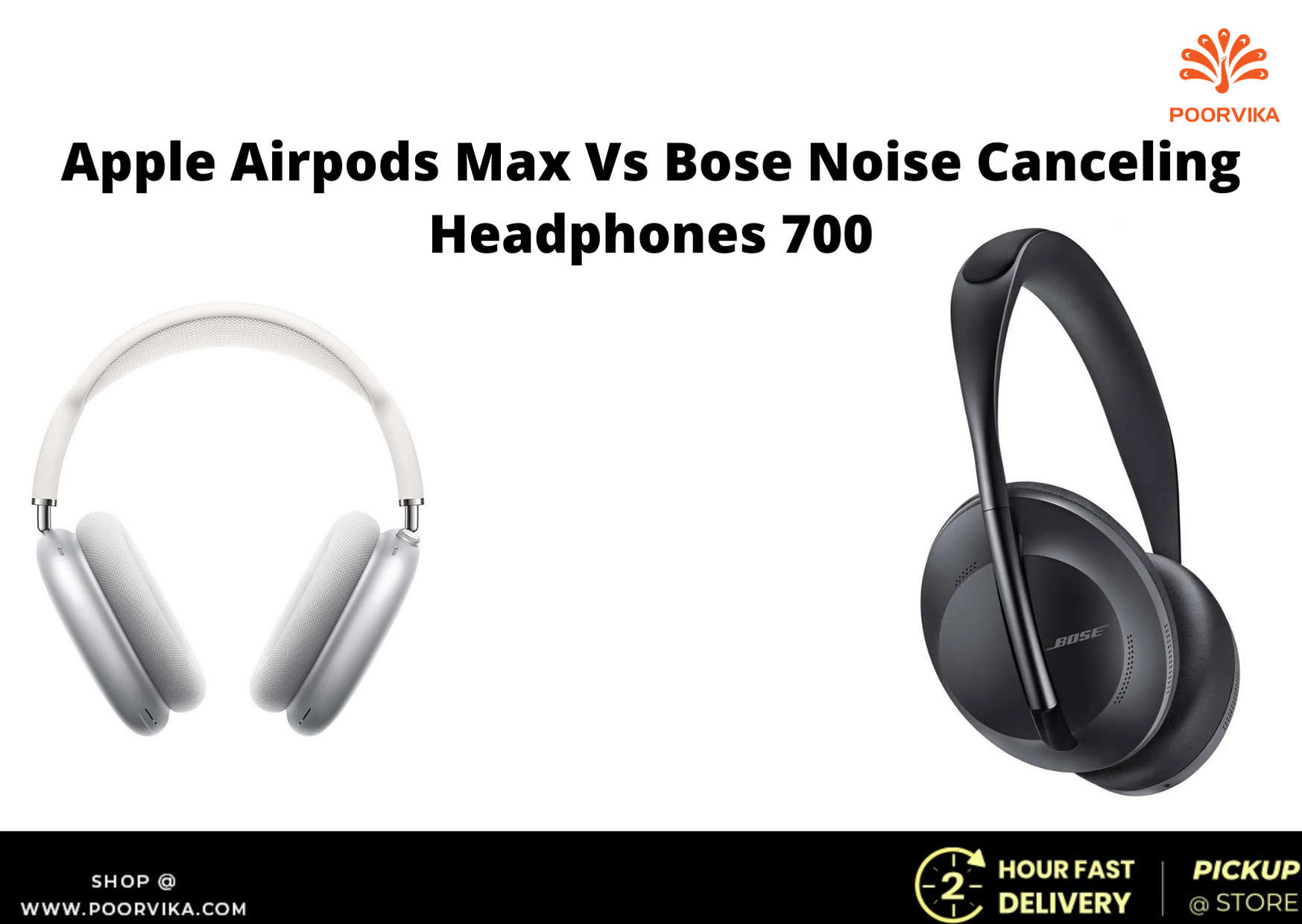 Apple Airpods Max Vs Bose Noise Canceling Headphones 700