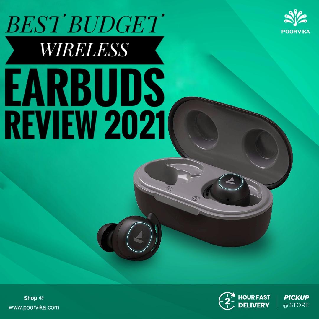 Best-Budget-Wireless-Earbuds-2021