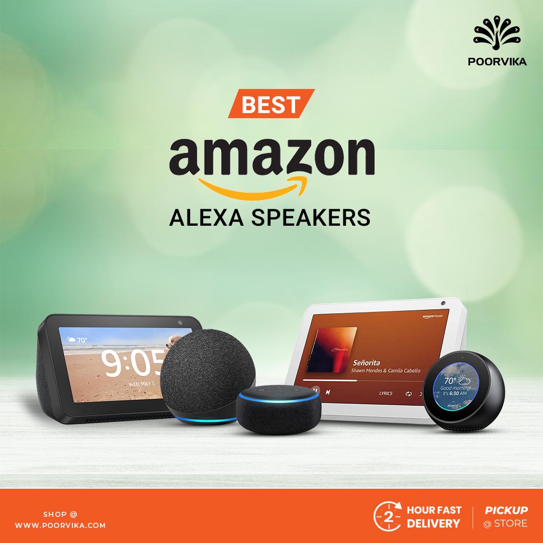Best-amazon-alexa-speakers