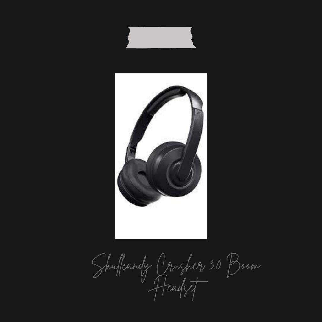 Skullcandy Crusher 3.0 Boom Headset