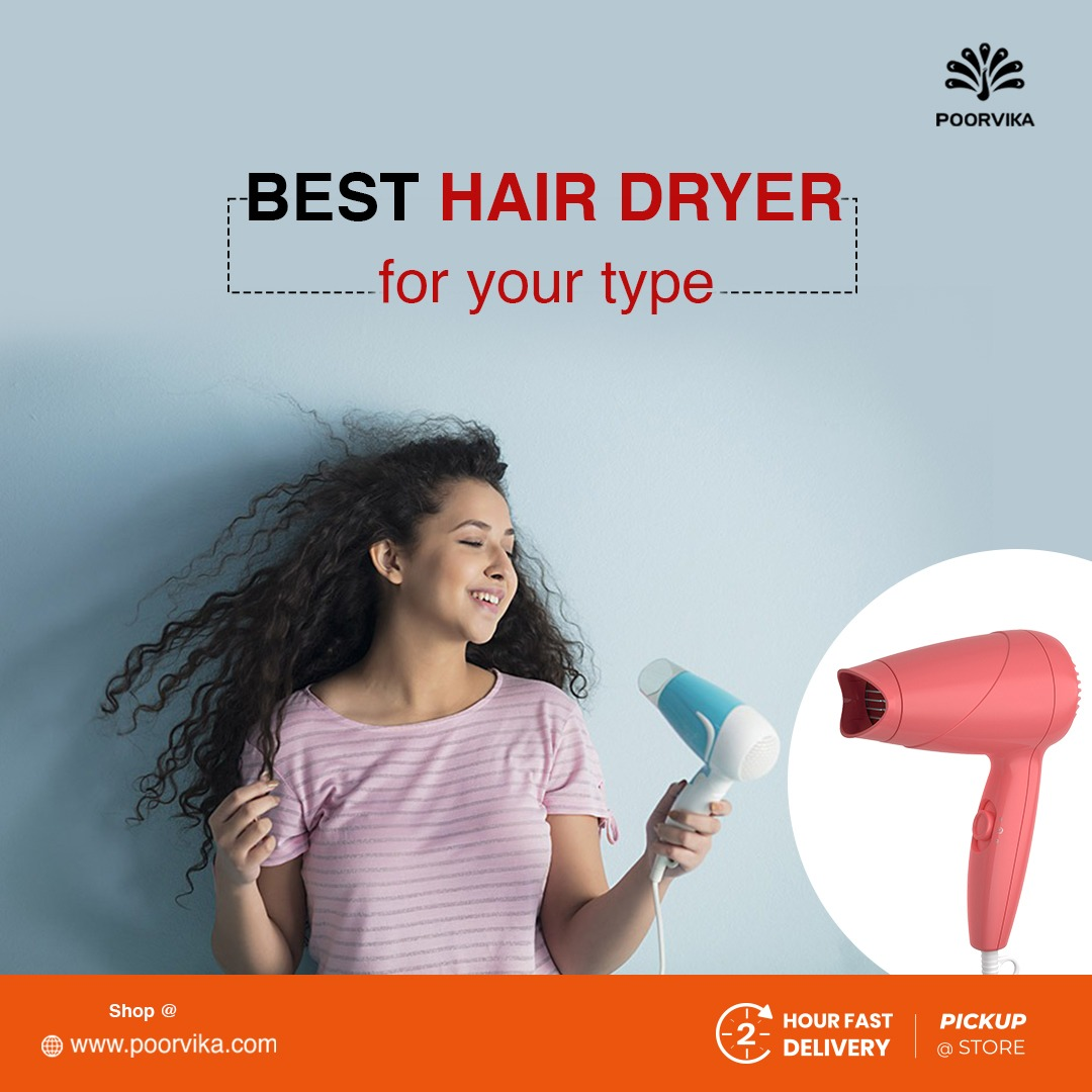 Best Hairdryer for the perfect hair