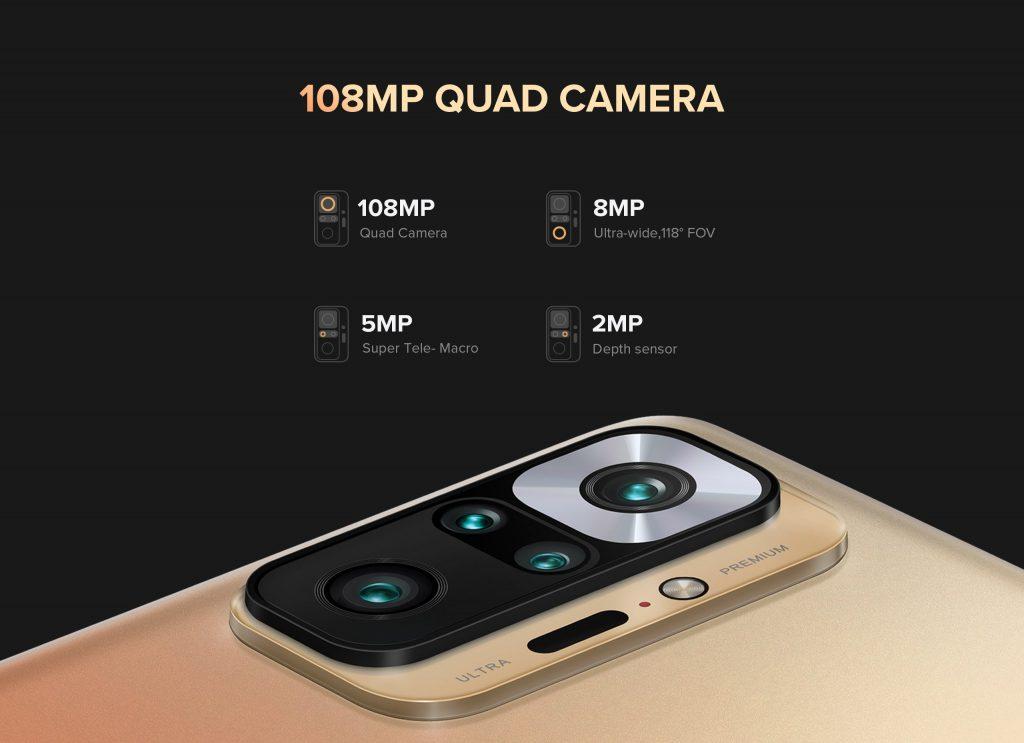Redmi Note 10 Pro Max Camera