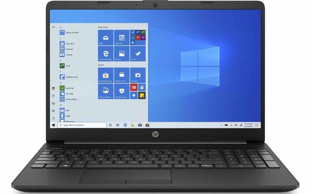 HP 15s Intel Pentium Gold 15s-du1052TU laptop