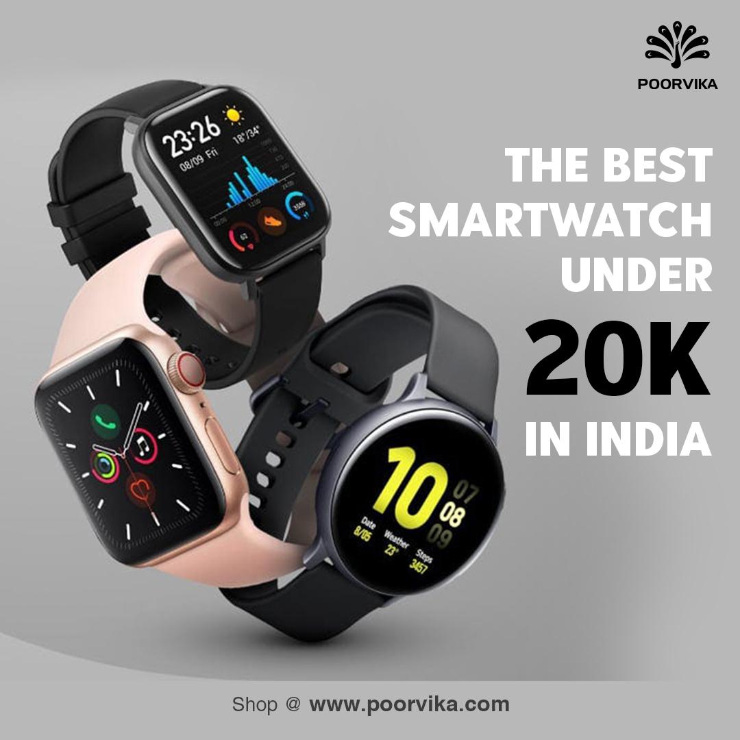 the-best-smartwatch-under-20k-in-India