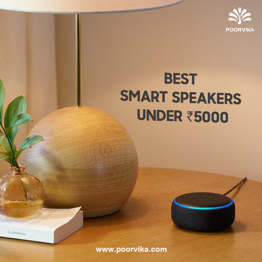 Best-Smart-Speakers-under-5000