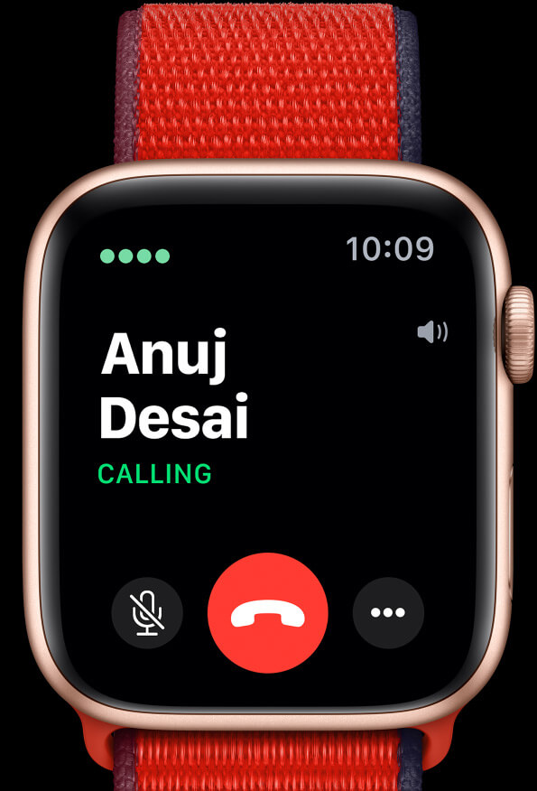 Apple Watch Cellular Connection