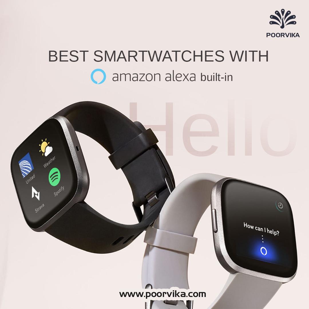 Best-Smartwatches-with-Alexa-Built-in