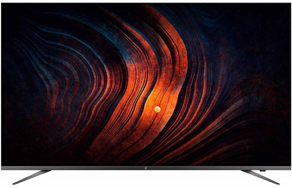 OnePlus U Series 138.8 cm 55 inch Ultra HD 4K LED Smart Android TV 55U1