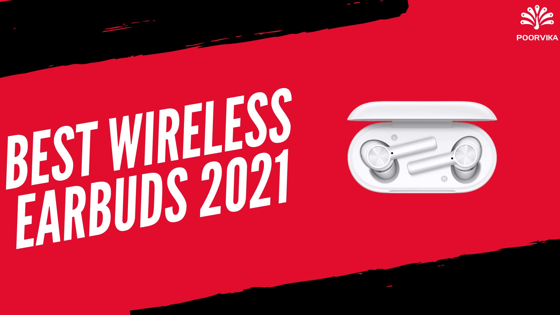 st Wireless Earbuds 2021
