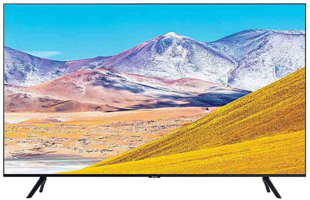 Samsung 138 cm 55 inch 4K Ultra HD LED Smart TV UA55TU8000KXXl