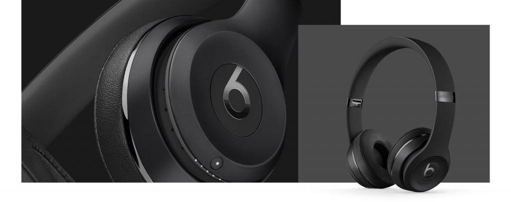Beats Solo3 Over Ear Wireless Headphones