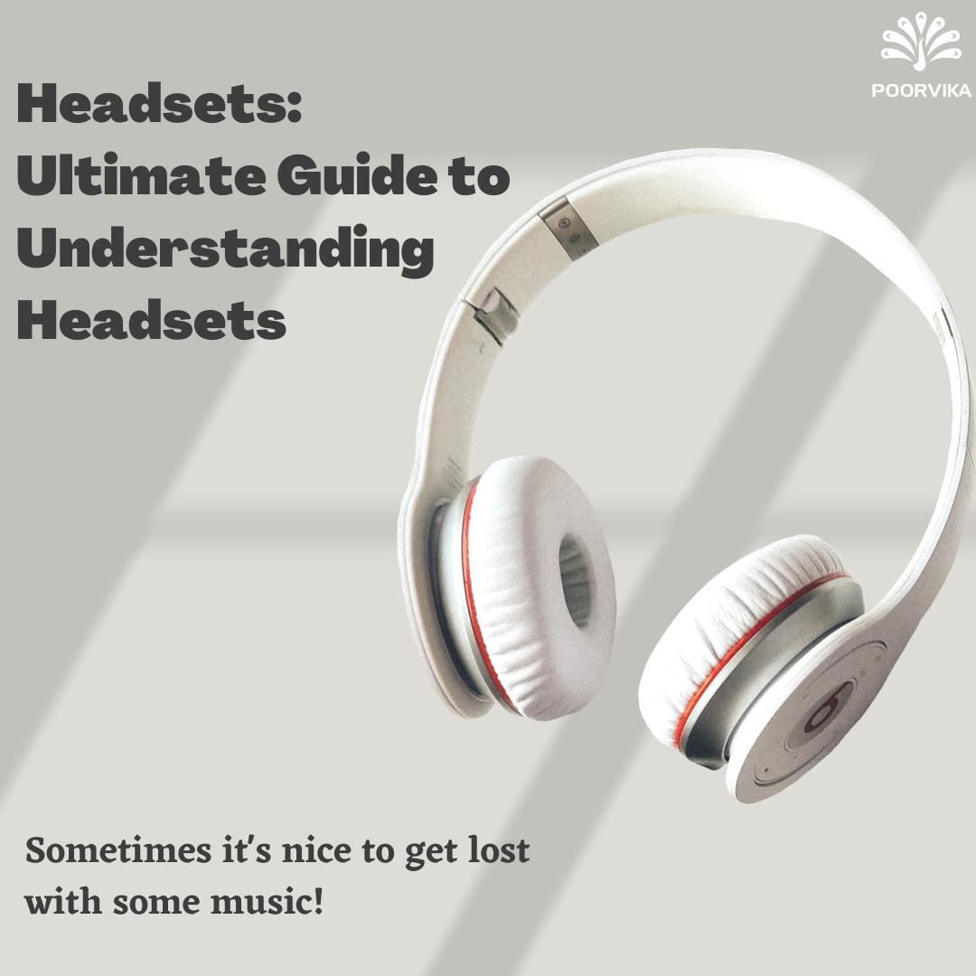 different types of headset poorvika