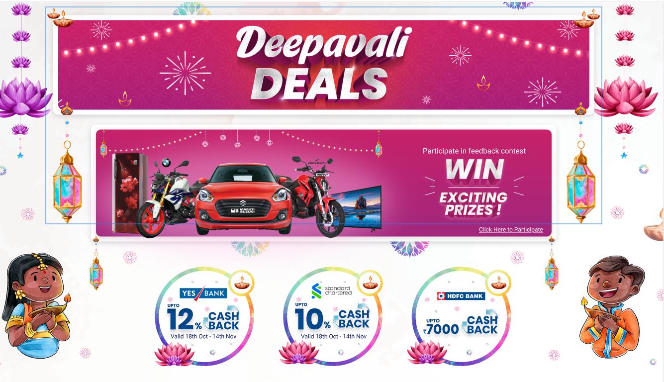 Big Deepavali Sale Smartphones Poorvika