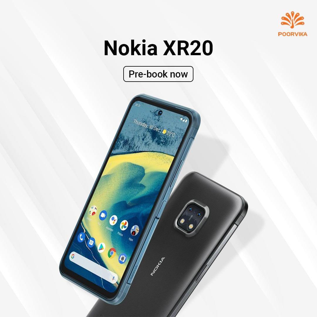 Buy Nokia XR20 Smartphone Best Price